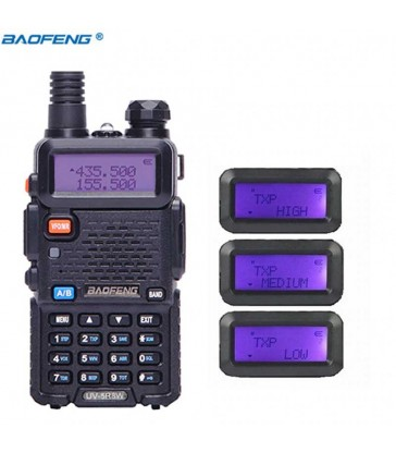 Baofeng Uv-5R 8 watts