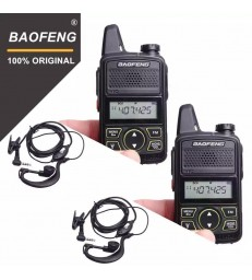 2 x MINI T-1 BAOFENG